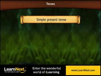 Animated video Lecture for Simple Present Tense - Usage