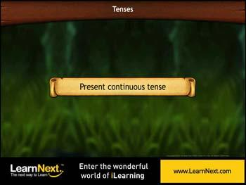 Animated video Lecture for Present Continuous Tense and Present Perfect Tense - Usage