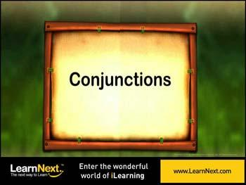 Animated video Lecture for Introduction to Conjunctions