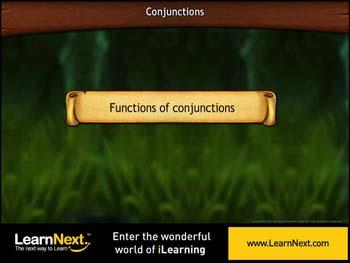 Animated video Lecture for Conjunctions of Addition
