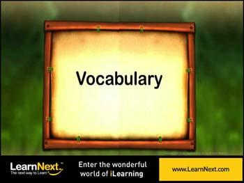 Animated video Lecture for Synonyms and Antonyms