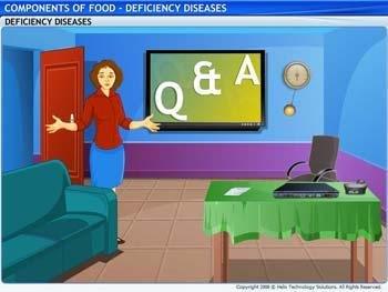 Animated video Lecture for Deficiency Diseases