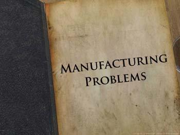 Animated video Lecture for Manufacturing Problems