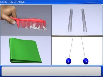 Animated video Lecture for Electric charge