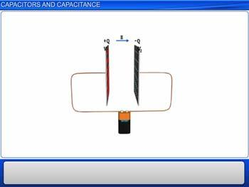 Animated video Lecture for Capacitors and Capacitance