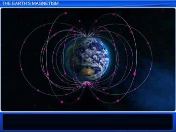Animated video Lecture for The Earth's Magnetism