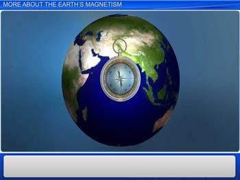 Animated video Lecture for More About the Earth's Magnetism