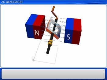 Animated video Lecture for AC Generator