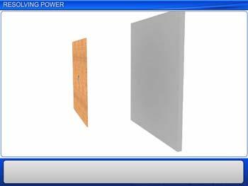 Animated video Lecture for Resolving power