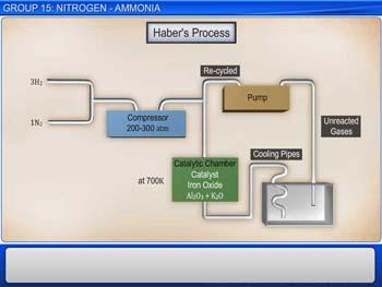 Animated video Lecture for Group 15: Nitrogen - Ammonia