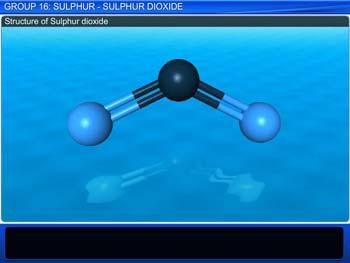 Animated video Lecture for Group 16: Sulphur - Sulphur Dioxide