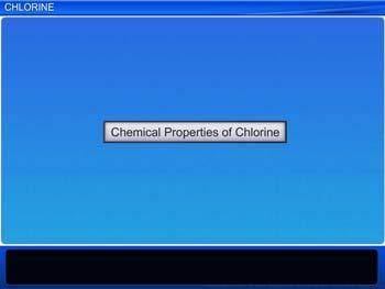 Animated video Lecture for Group 17: Chlorine