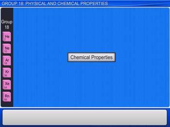 Animated video Lecture for Group 18: Physical And Chemical Properties