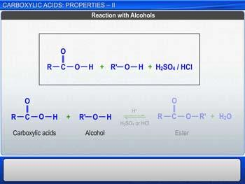 Animated video Lecture for Carboxylic Acids: Properties - II