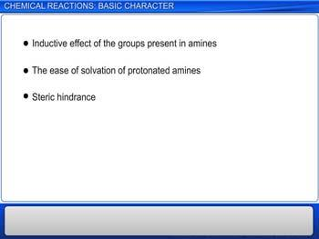 Animated video Lecture for Chemical Reactions: Basic Character