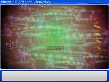 Animated video Lecture for Drugs: Drug Target Interaction