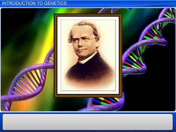 Animated video Lecture for Introduction to Genetics
