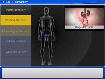 Animated video Lecture for Types of Immunity