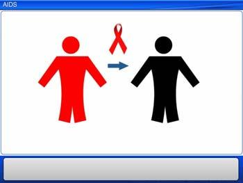 Animated video Lecture for AIDS