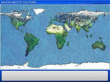 Animated video Lecture for Major Abiotic Factors