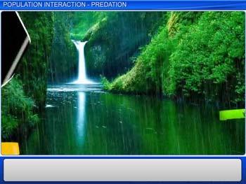Animated video Lecture for Population Interactions - Predation