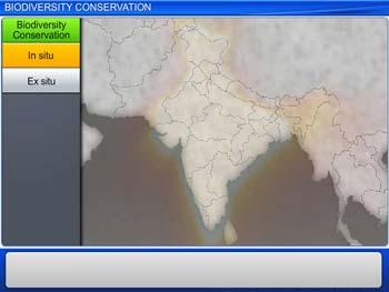Animated video Lecture for Biodiversity Conservation