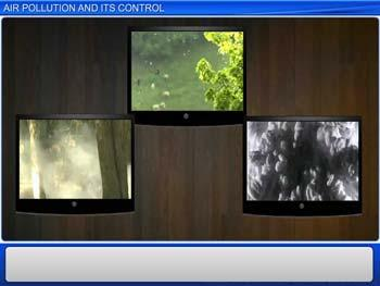 Animated video Lecture for Air Pollution And Its Control