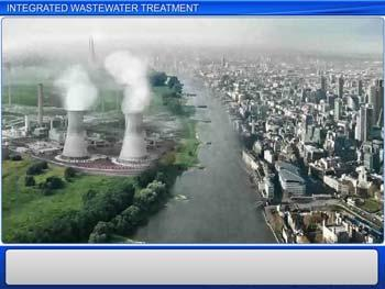 Animated video Lecture for Integrated Wastewater Treatment