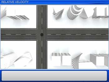 Animated video Lecture for Relative Velocity