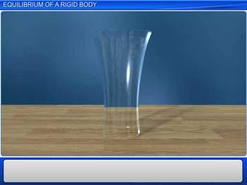 Animated video Lecture for Equilibrium of a Rigid Body