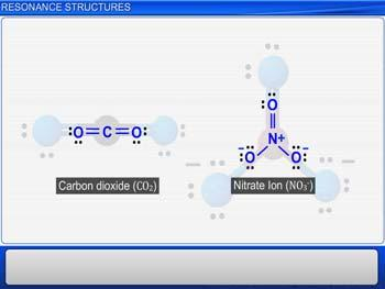 Animated video Lecture for Resonance Structures