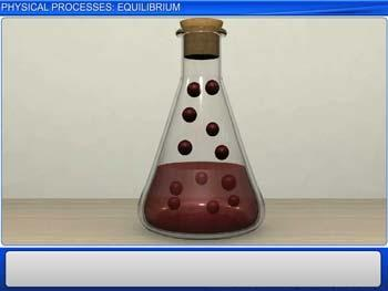Animated video Lecture for Physical Processes: Equilibrium