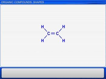 Animated video Lecture for Organic Compounds: Shapes