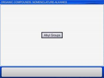 Animated video Lecture for Organic Compounds: Nomenclature-Alkanes
