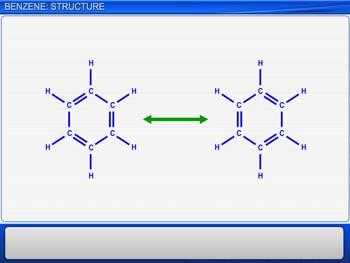 Animated video Lecture for Benzene: Structure